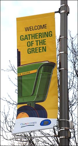 Gathering of the Green